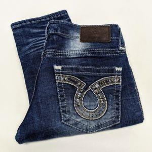 Big Star Sweet Skinny Jeans sz 29R